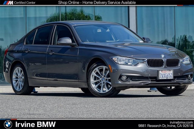 2017 BMW 3 Series 320i Sedan RWD