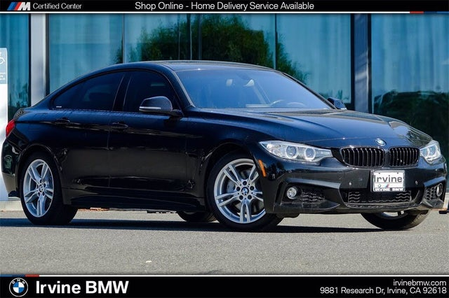 2017 BMW 4 Series 430i Gran Coupe RWD