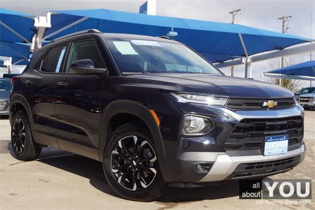 2021 Chevrolet Trailblazer LT FWD