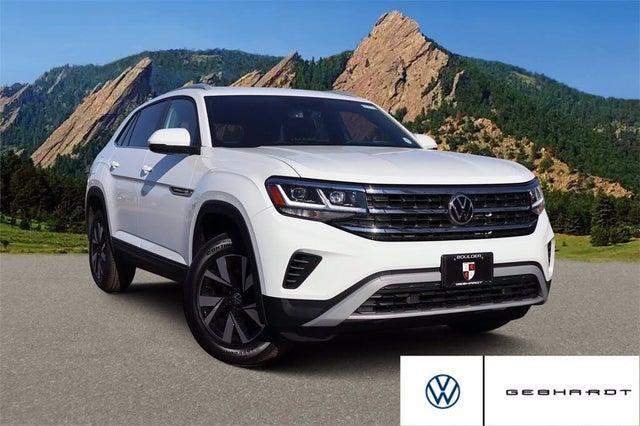 2021 Volkswagen Atlas Cross Sport 2.0T SE 4Motion AWD