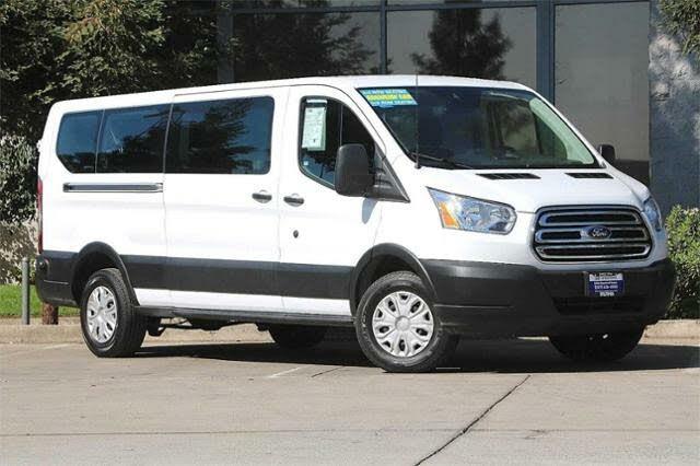 2019 Ford Transit Passenger 350 XL Low Roof LWB RWD with Sliding Passenger-Side Door