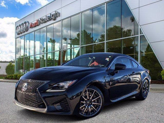 2015 Lexus RC F F RWD