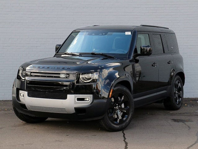 Used 2021 Land Rover Defender 110 X-Dynamic SE AWD for ...