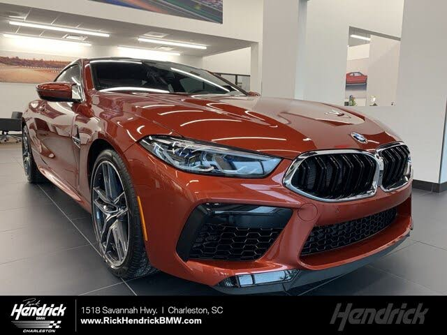 2020 BMW M8 Coupe AWD