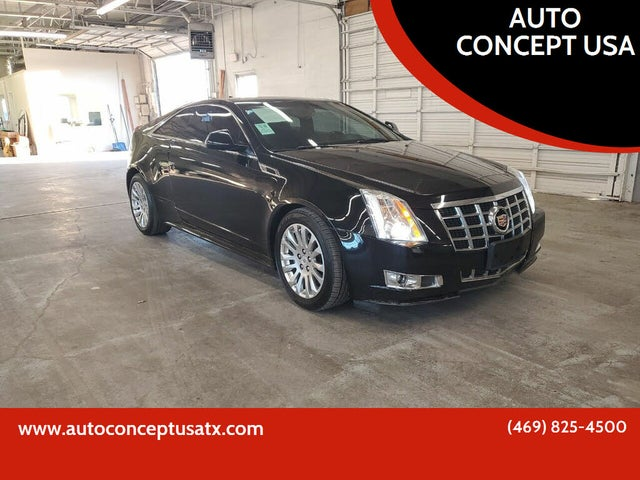 2014 Cadillac CTS Coupe 3.6L Performance RWD