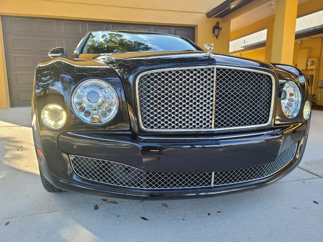 2011 Bentley Mulsanne RWD