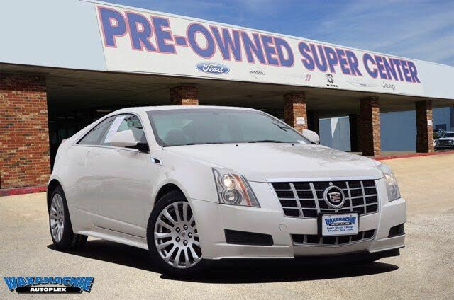 2014 Cadillac CTS Coupe 3.6L RWD