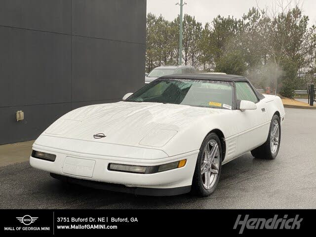 1994 Chevrolet Corvette Convertible RWD
