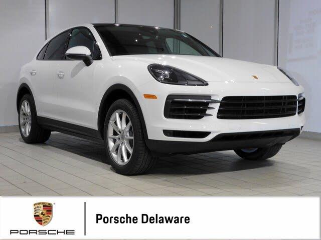2020 Porsche Cayenne Coupe AWD