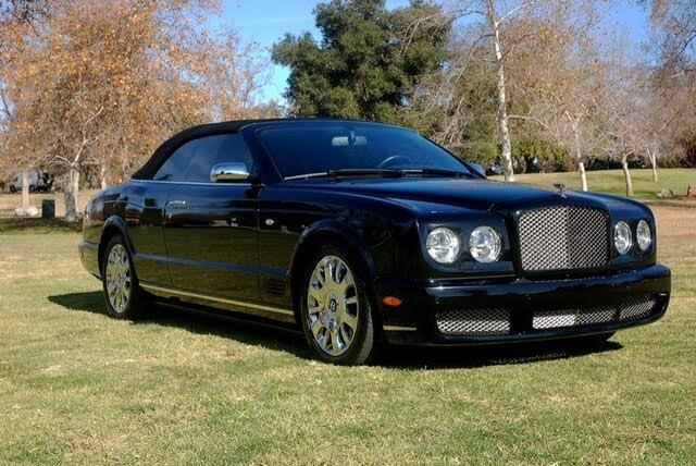 2007 Bentley Azure RWD