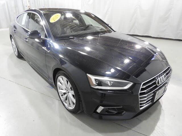 2018 Audi A5 Sportback 2.0T quattro Prestige AWD