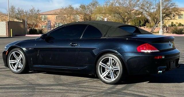 2010 BMW M6 Convertible RWD