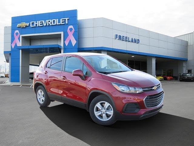 2021 Chevrolet Trax LS FWD
