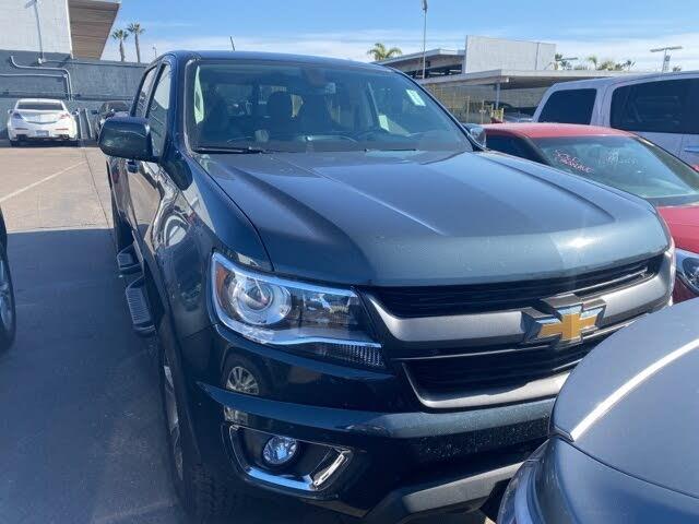 2017 Chevrolet Colorado Z71 Crew Cab RWD
