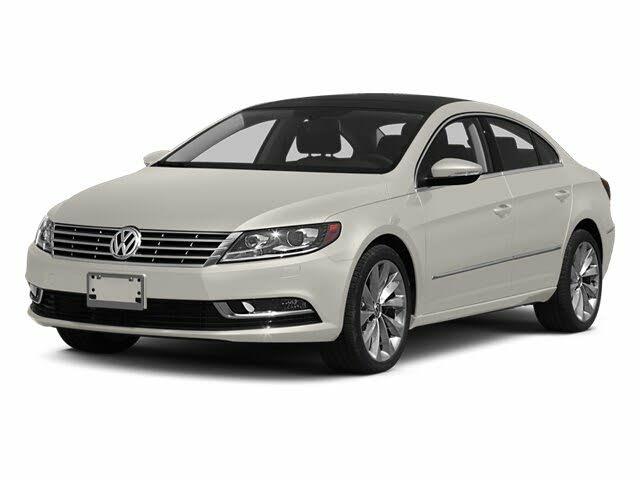 2014 Volkswagen CC 2.0T Executive FWD