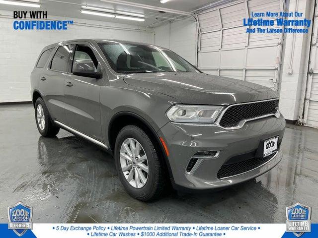 2021 Dodge Durango SXT RWD