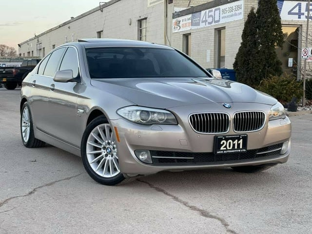 2011 BMW 5 Series 535i xDrive Sedan AWD