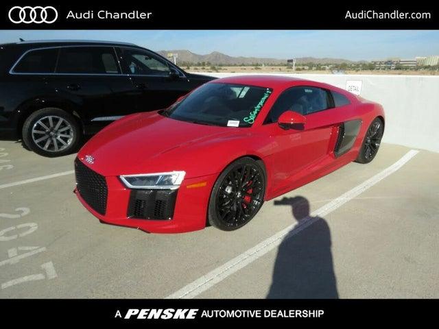 2018 Audi R8 quattro V10 Coupe AWD