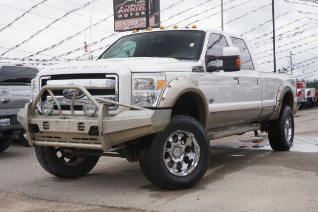 2011 Ford F-350 Super Duty King Ranch Crew Cab LB 4WD