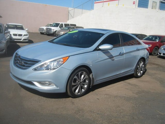 2013 Hyundai Sonata 2.0T Limited FWD