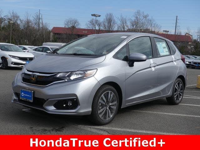2020 Honda Fit EX FWD