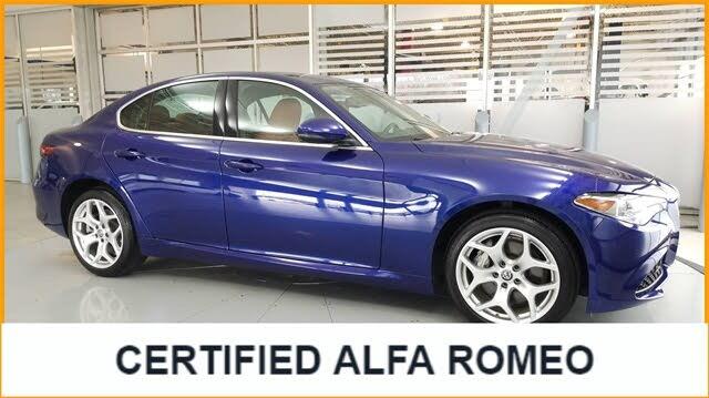 2020 Alfa Romeo Giulia Ti AWD