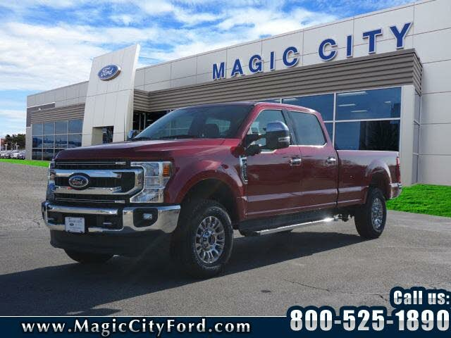 2021 Ford F-350 Super Duty XLT Crew Cab 4WD