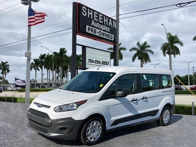2017 Ford Transit Connect Wagon XL LWB FWD with Rear Cargo Doors