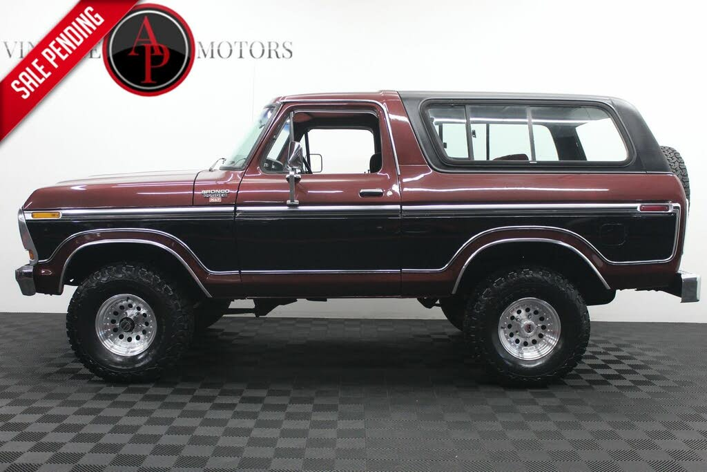 Used Ford Bronco For Sale In Greensboro Nc Cargurus