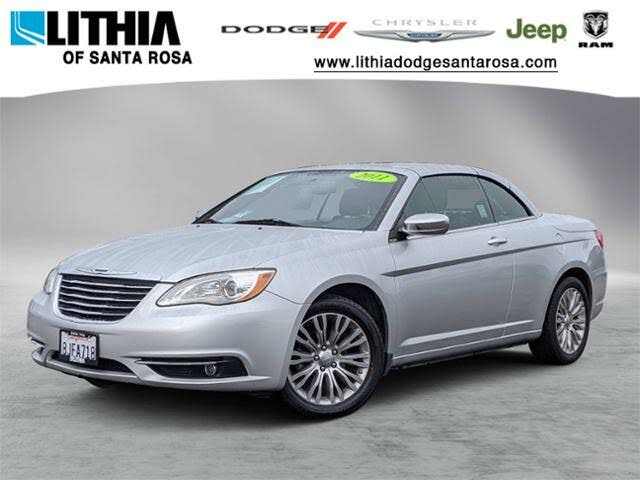 2011 Chrysler 200 Limited Convertible FWD