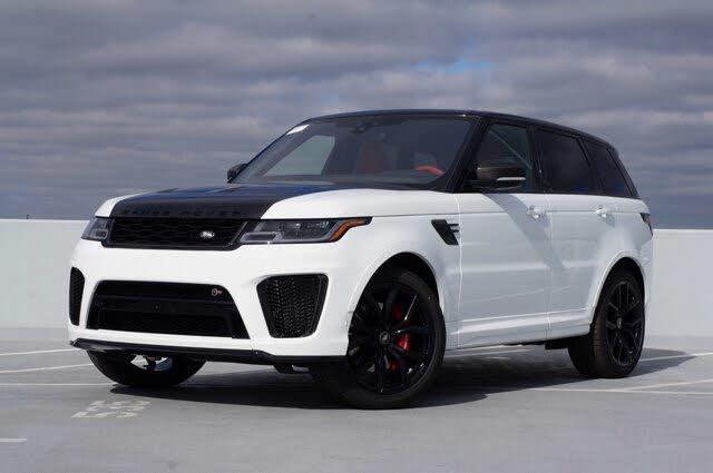 2021 Land Rover Range Rover Sport SVR Carbon Edition AWD