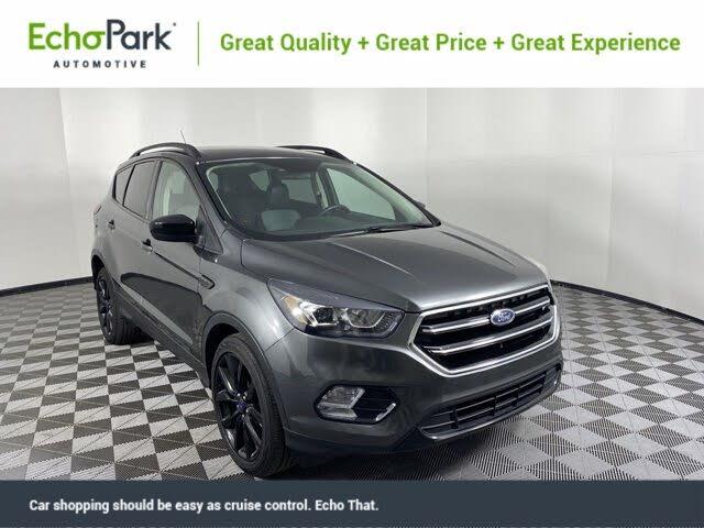 2019 Ford Escape SE FWD