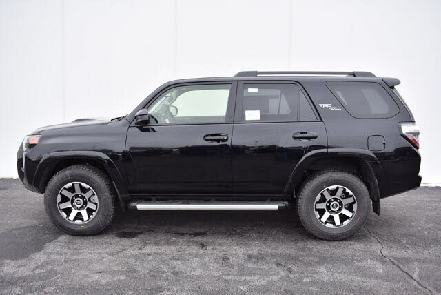 2021 Toyota 4Runner TRD Off-Road 4WD