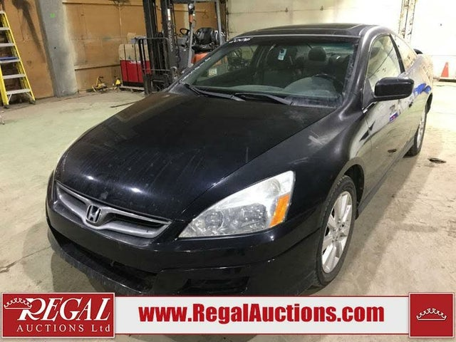 2006 Honda Accord Coupe EX V6