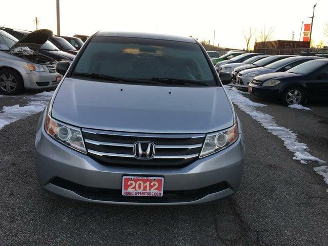 2012 Honda Odyssey EX FWD with DVD