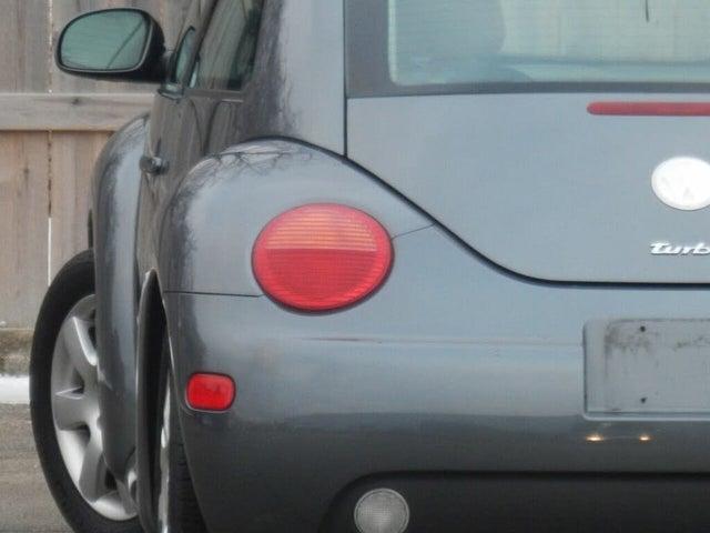 2003 Volkswagen Beetle GLX 1.8T