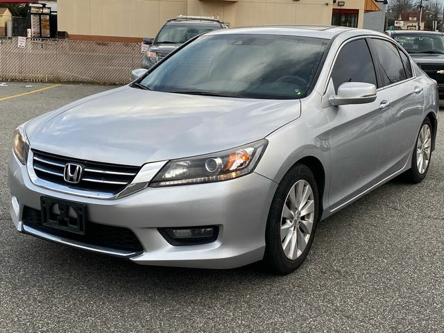 2014 Honda Accord EX-L with Nav