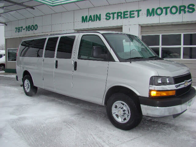 2010 Chevrolet Express 3500 LT Extended RWD