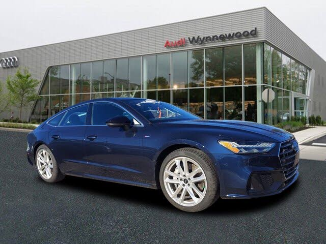 2021 Audi A7 3.0T e quattro Premium Plus AWD