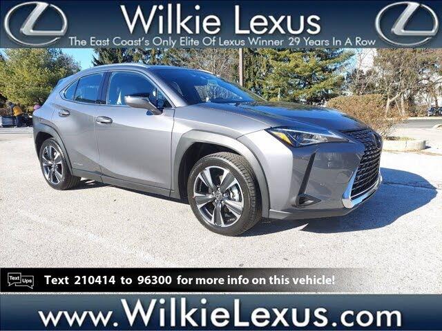 2021 Lexus UX Hybrid 250h AWD