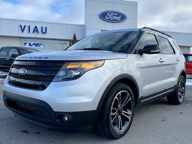 2015 Ford Explorer Sport 4WD