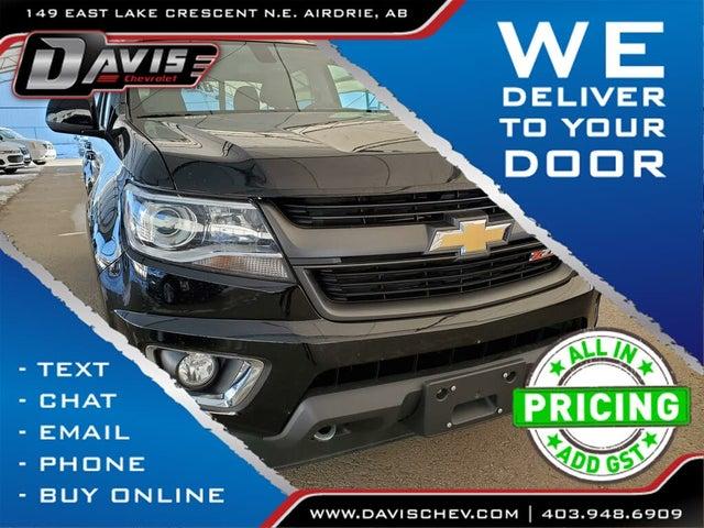 2019 Chevrolet Colorado Z71 Crew Cab 4WD