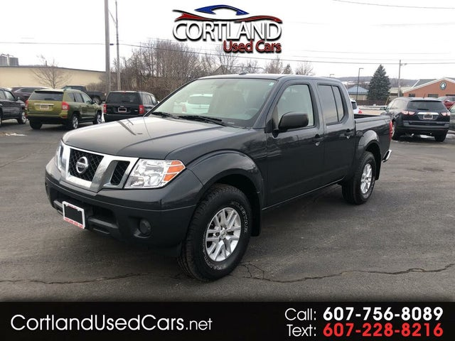 2014 Nissan Frontier SV Crew Cab 4WD