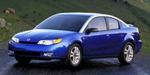 2003 Saturn ION 3 Coupe