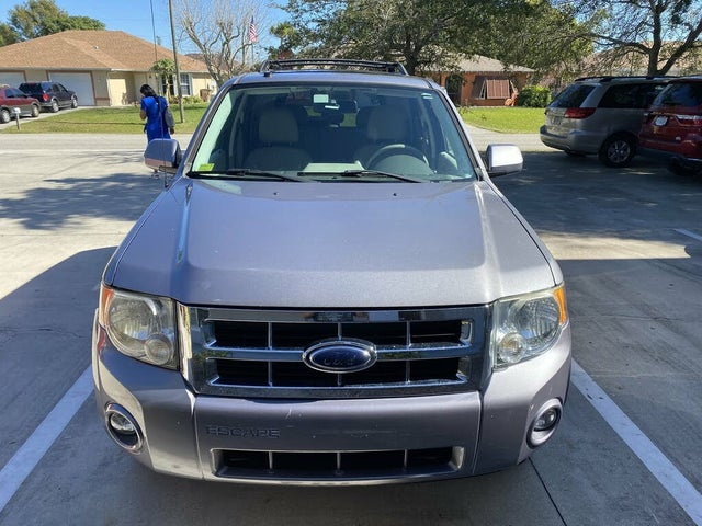 2008 Ford Escape Hybrid Limited