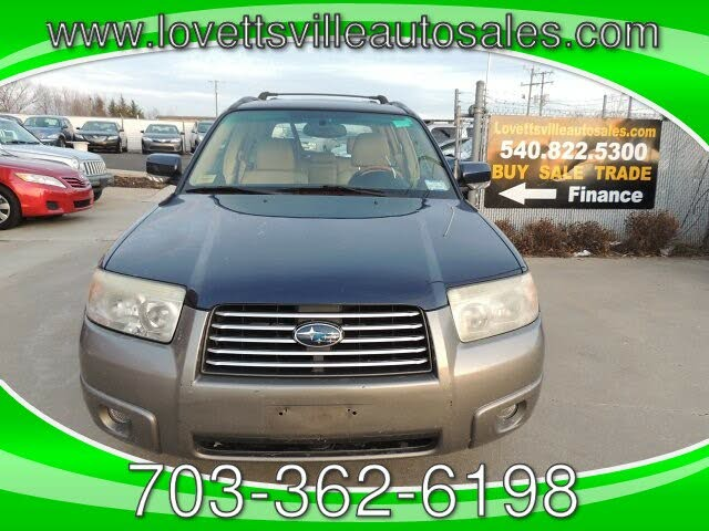 2006 Subaru Forester 2.5 X L.L. Bean Edition