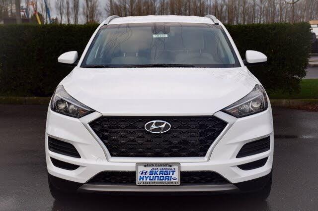2021 Hyundai Tucson SEL AWD