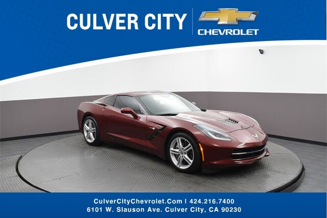 2016 Chevrolet Corvette Stingray 1LT Coupe RWD