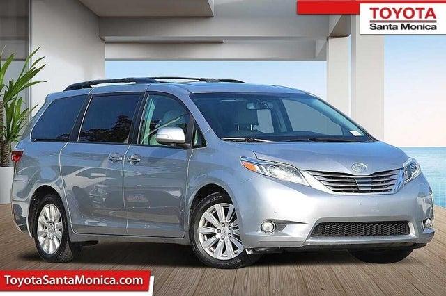 2017 Toyota Sienna Limited Premium 7-Passenger FWD