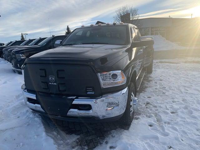 2018 RAM 3500 Laramie Longhorn Crew Cab LB DRW 4WD